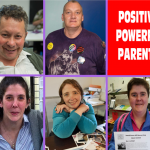 Picture of the Positive Powerful Parents individual images of committee