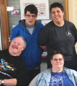 Power of Self Advocacy Group committee members