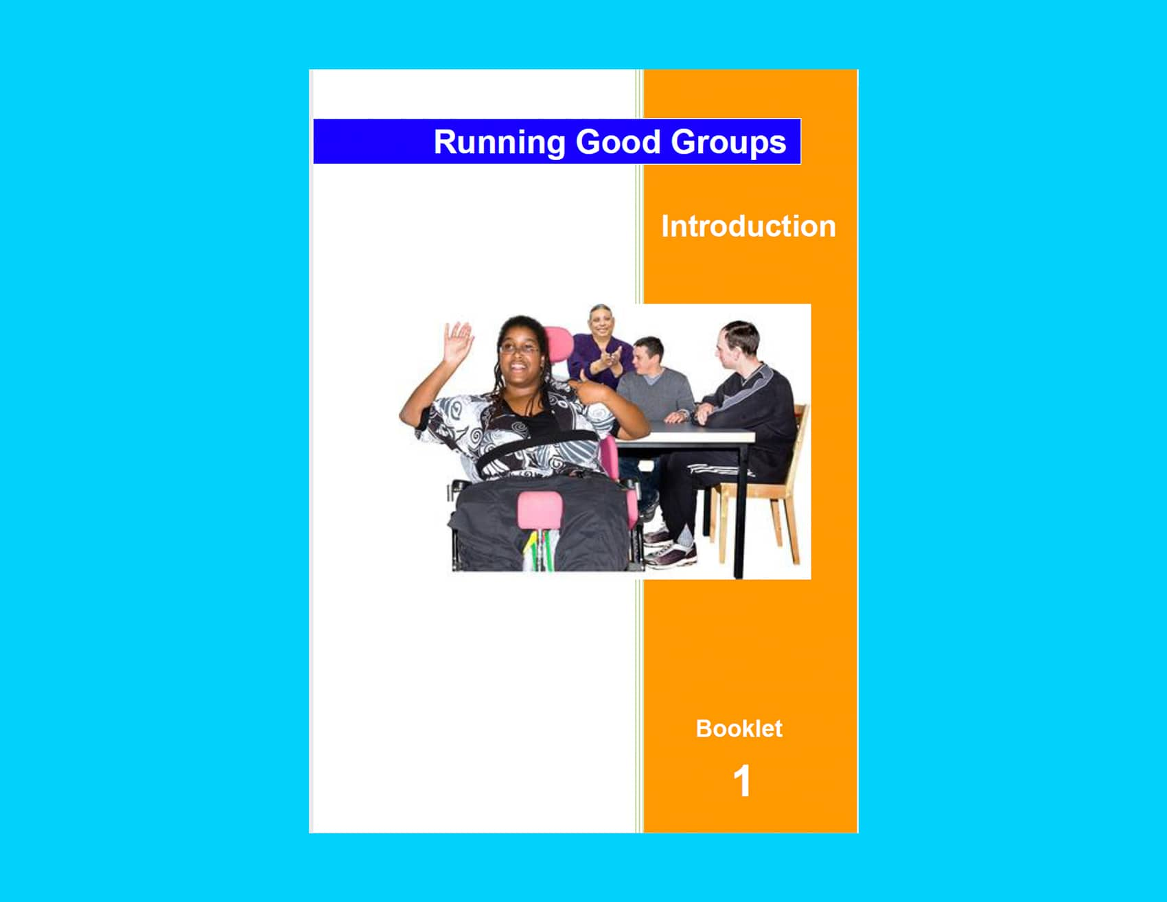 Image for the toolkit on Running Good Groups