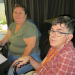 picture of Self Advocacy Western Australia committee members in meeting