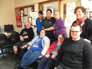 picture of power of self advocacy group sitting together