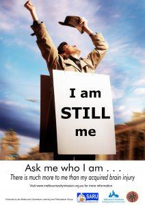 ABI Poster I am Still Me