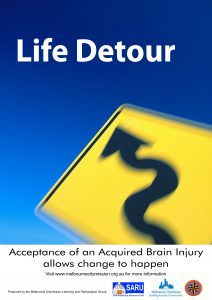 Image for the ABI poster Life Detour