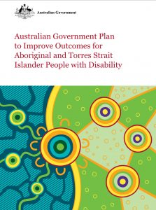 Button for the ATSI Disability Outcomes Plan