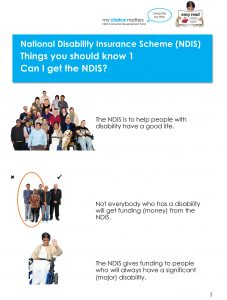Can I Get The NDIS