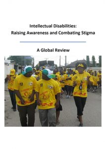 Button for Global ID stigma full report