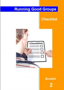 Image for the Good Groups Tool Kit - Checklists document