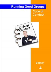 Image for the Good Groups Tool Kit - Code of Conduct document