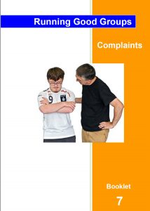 Image for the Good Groups Tool Kit - Complaints document