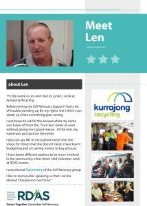 Len's story