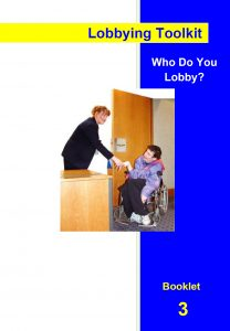 Image for the Lobbying Toolkit - Who Do you Lobby