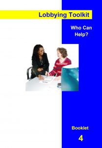 Image for the Lobbying Toolkit - Who Can Help