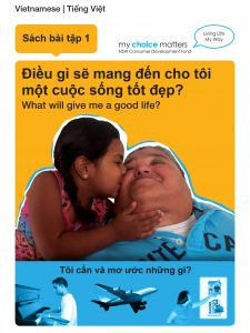 Image for the My Choice Matters Workbook 1 Vietnamese resource