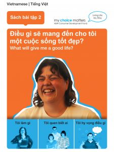 Image for the My Choice Matters Workbook 2 Vietnamese resource
