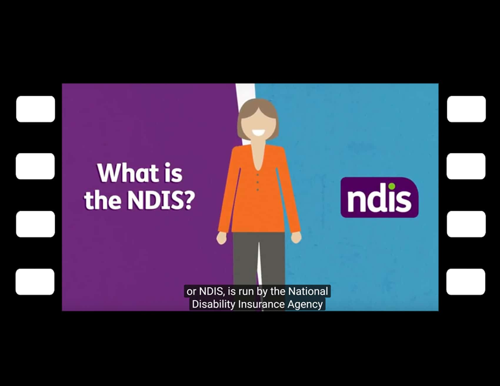 NDIS Videos Button