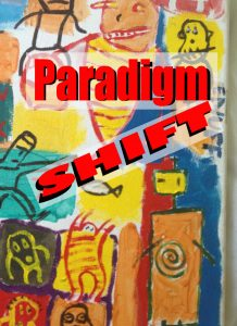 Button for Paradigm shift
