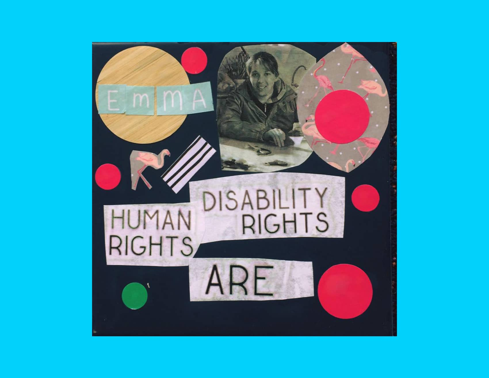 Button for the Rights Resources