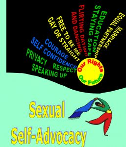 Button for Sexual Self Advocacy