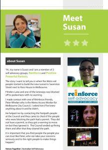 Susan's story