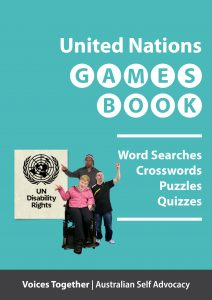 Button image for the UN Games Book