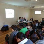 image of VALID network committee meeting