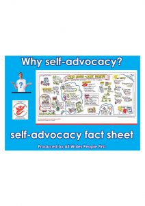 Button for Why Self Advocacy