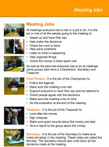 Image for the Meetings Jobs document