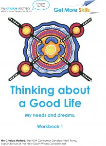 Image for ATSI Workbook 1 Goodlife resource