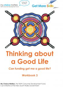 Image for ATSI Workbook 3 Goodlife resource