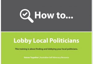 Image for the Lobbying politicians document