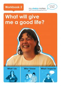 Image for Workbook 2 What Will Give Me a Good Life Easy English