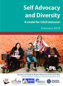 CALD Self Advocacy Diversity PDF